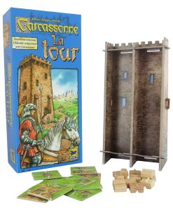Carcassonne Extension 4 : La Tour