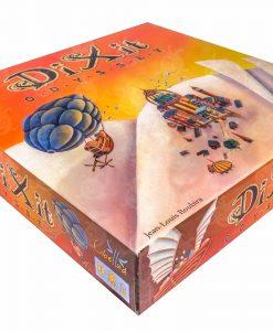 Dixit Odyssey Kajjjibi