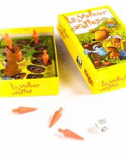 Le voleur de carottes Kajjjibi
