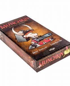 Munchkin seconde édition Kajjjibi