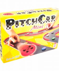 Pitch Car Mini Kajjjibi