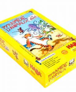 Pyramide d'animaux - Le duel Kajjjibi