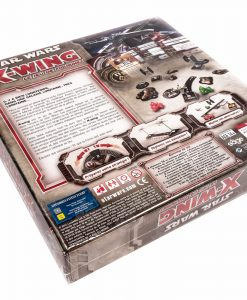 X-Wing - Le Jeu de Figurines Star Wars Kajjjibi