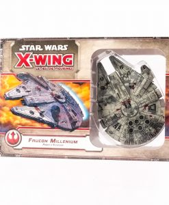 X-Wing - Faucon Millenium - Star Wars