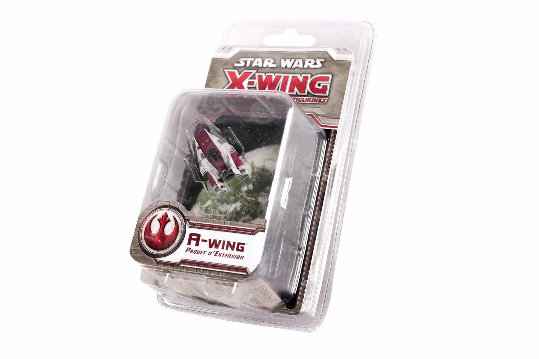 X-Wing - Chasseur A-wing - Star Wars Kajjjibi