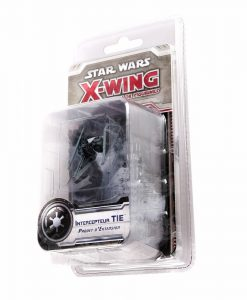 X-Wing - Intercepteur TIE - Star Wars Kajjjibi