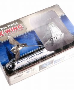 X-Wing - Navette de Classe Lambda - Star Wars Kajjjibi