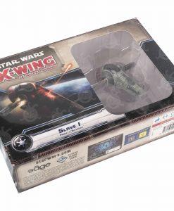 X-Wing - Slave 1 - Star Wars Kajjjibi