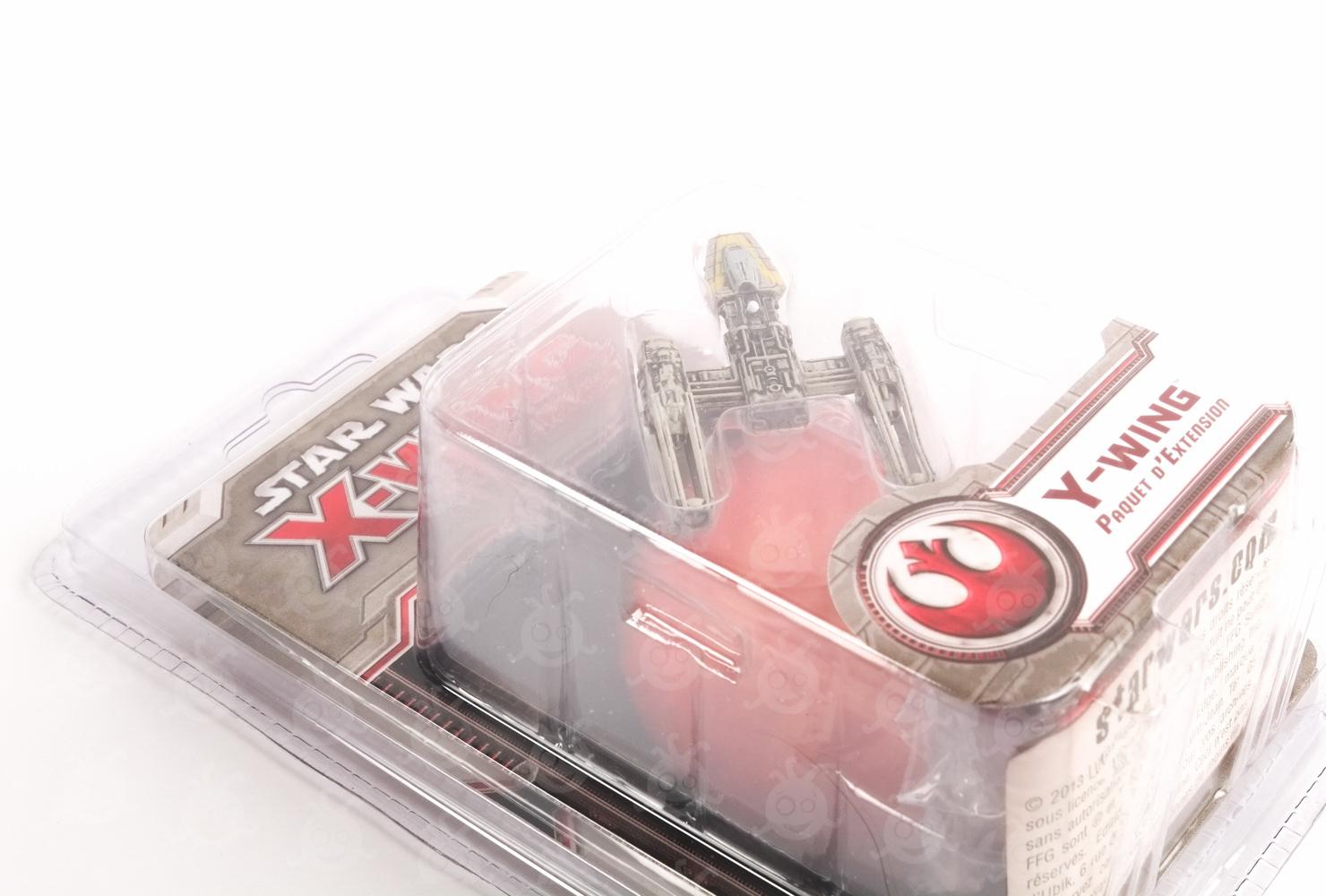 X-Wing - Chasseur Y-wing - Star Wars Kajjjibi