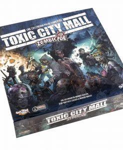 Zombicide - Toxic City Mall Kajjjibi