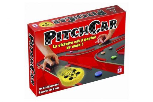 Pitch Car