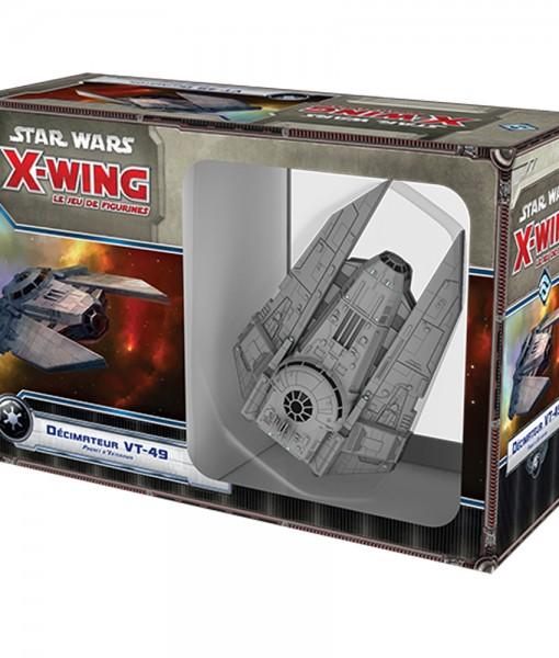 X-Wing - Décimateur VT-49