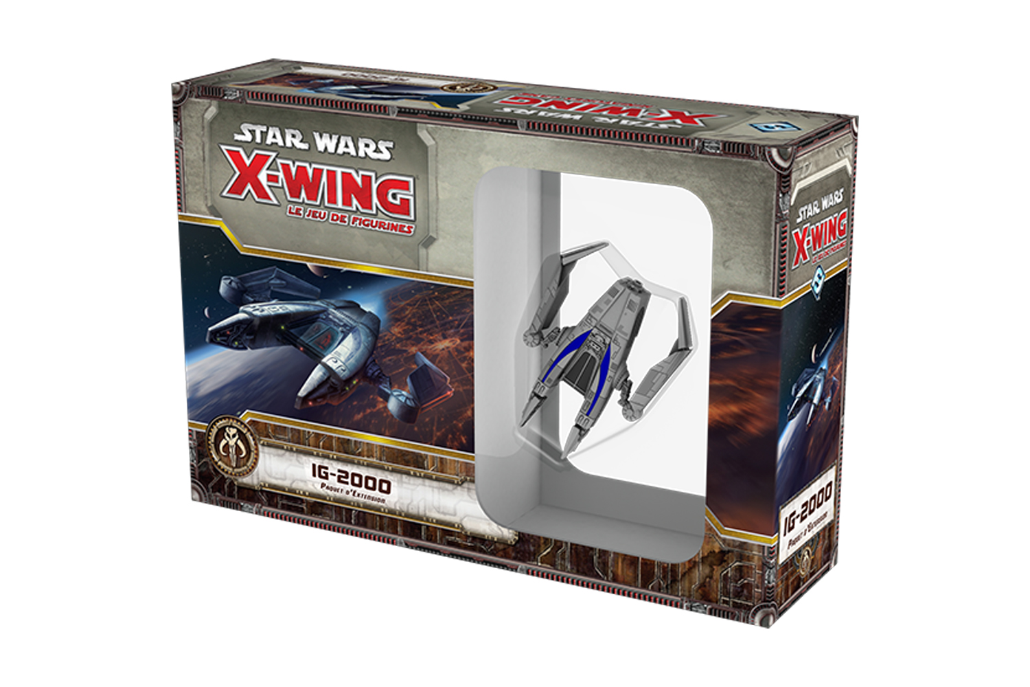 X-Wing - IG-2000