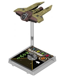 X-Wing - Intercepteur M3-A