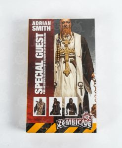 Zombicide - Special Guest Adrian Smith