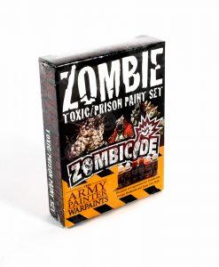 Zombicide - Toxic Prison Paint Set