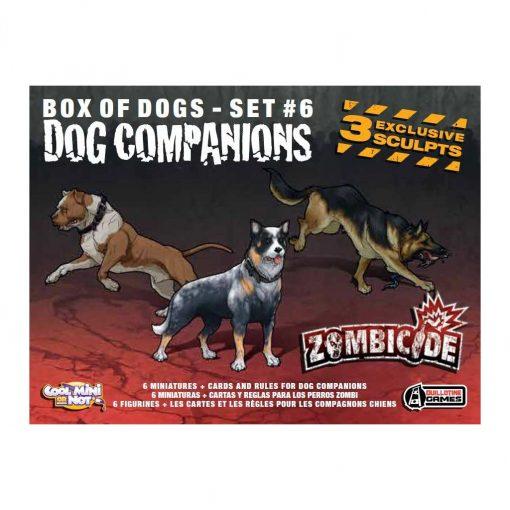 Zombicide – Dog Companions