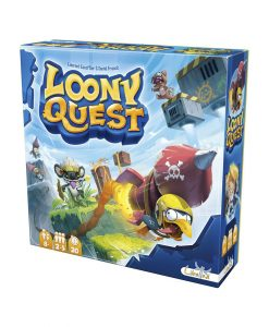 Loony Quest Kajjjibi