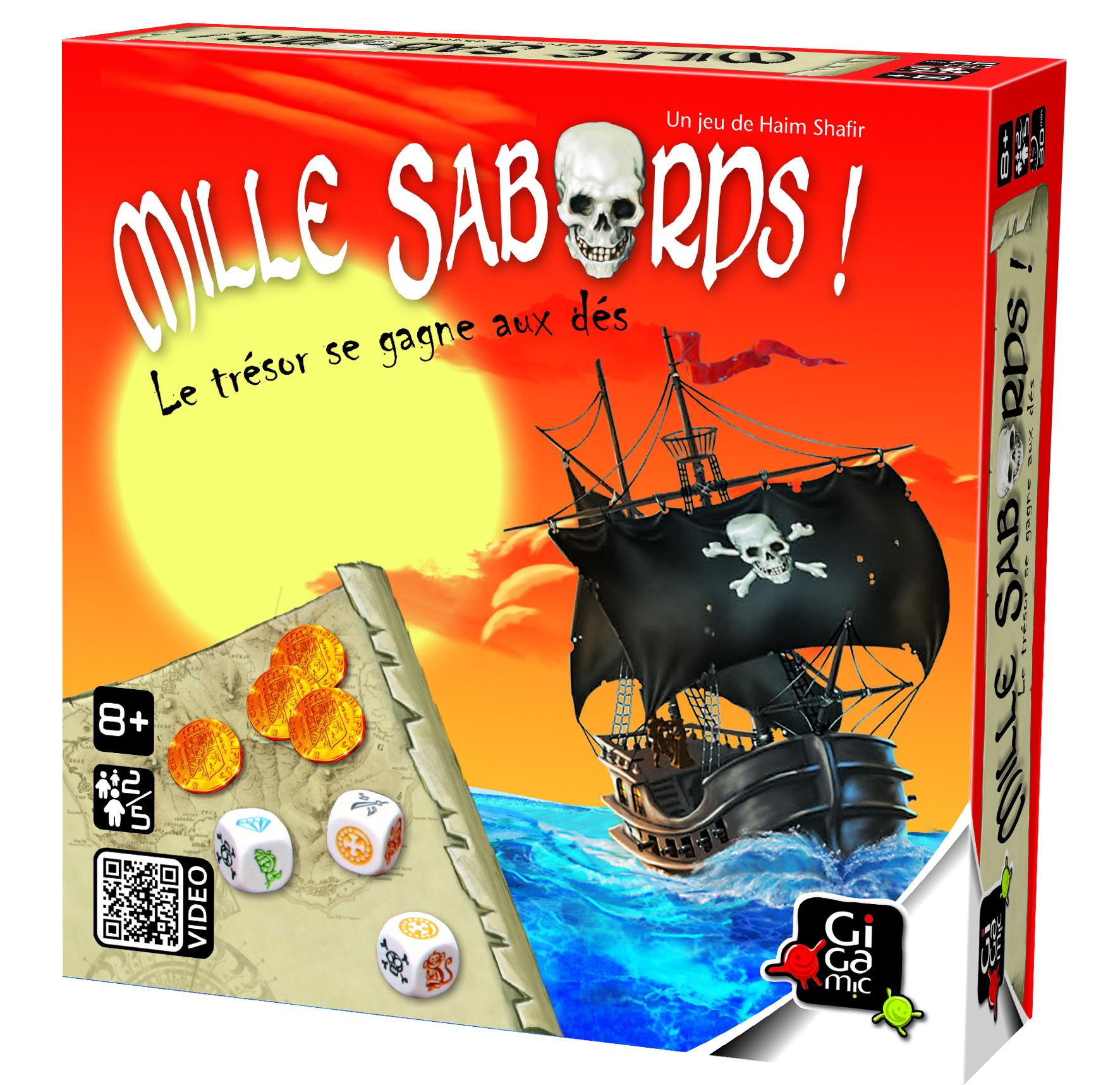 Mille Sabords !