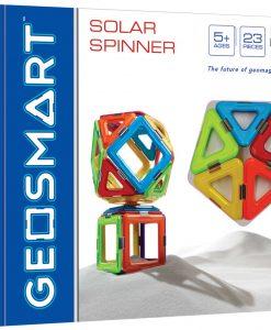 GeoSmart - Solar Spinner